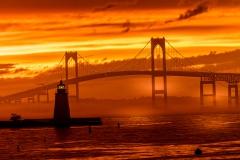 Bridge Newport Rhode Island
