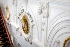 Amstel hotel | Clock Lobby