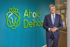 Dick Boer, CEO Ahold Delhaize