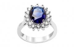 Engagement ring Kate Middleton